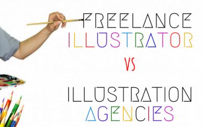 Freelance Illustrator – The Benefits of an Illustration Agency