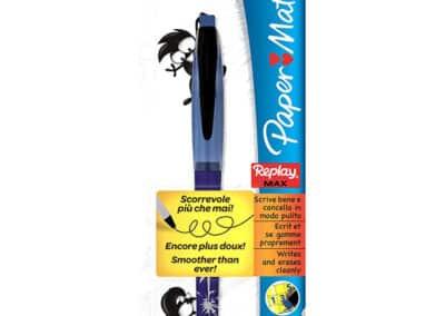 PaperMate Replay Max Eraseable Ball Pen Medium