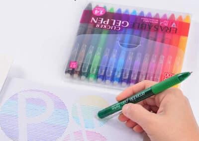 ParKoo Retractable Erasable Gel -Pens