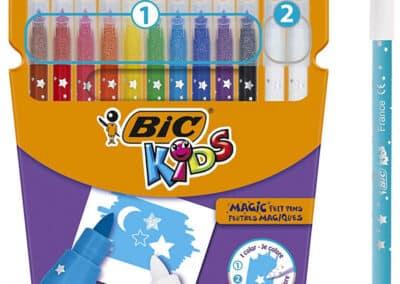BIC Kids Magic Felt Pens