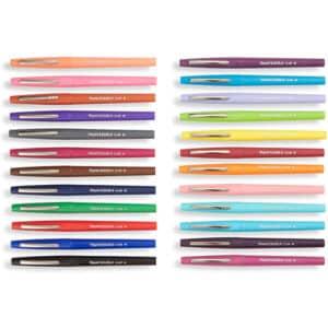 Paper Mate Flair Felt Tip Pens Medium Tip 24-Pack