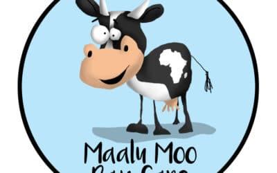 Maalu Moo Day Care Logo