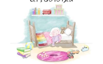 Watercolour Illustrations Childrens Book