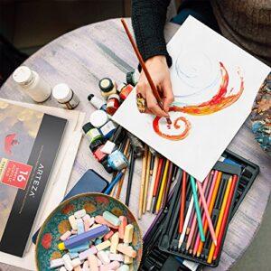Best Paper For Acrylic Paint US