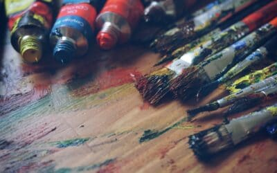 Best Oil Paints UK