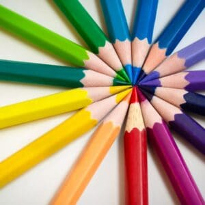 Oil based colored pencils US