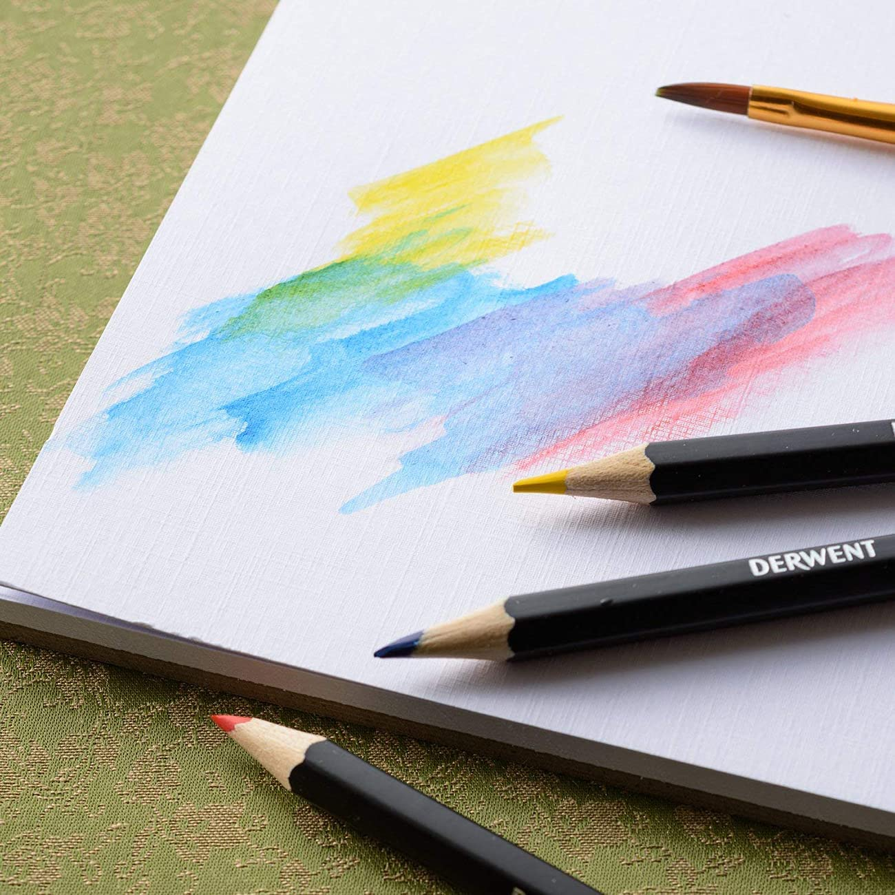 best watercolour pencils UK