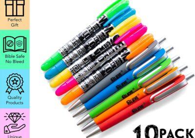 bible pens